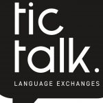 Tic Talk Logo a partner of We Love Spain Trips and Excursions for International Students