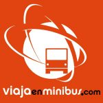 Logo Viajaenminibus a partner of We Love Spain Trips and Excursions for International Students